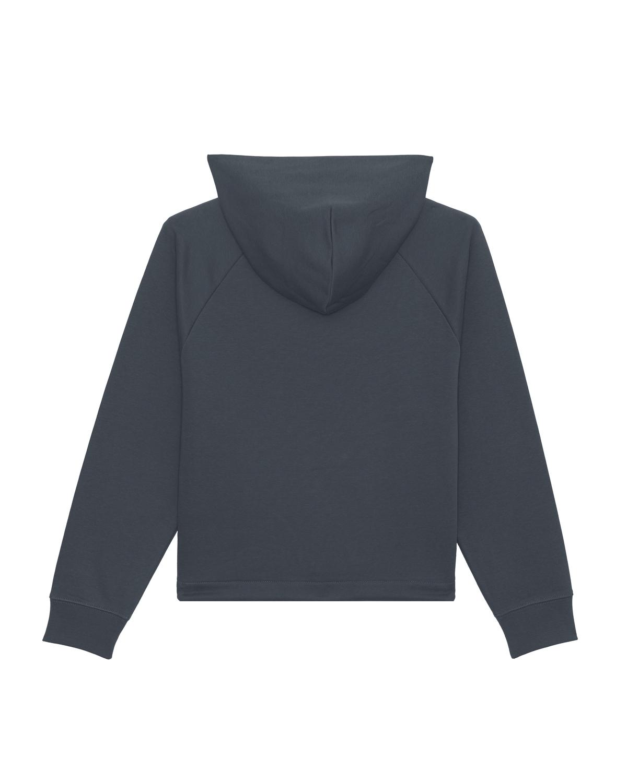 we are one organic cotton hoodie orrojo