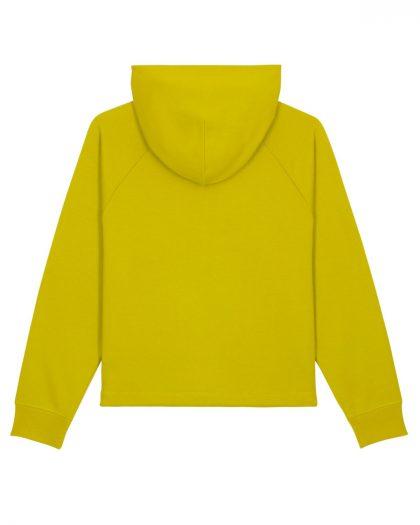the best days premium organic cotton vintage hoodie orrojo lime