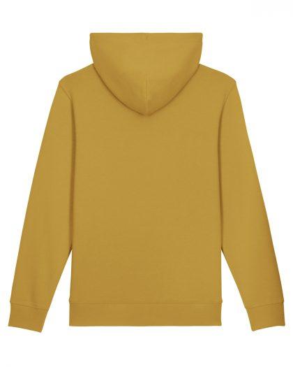 heartbeat organic cotton hoodie orrojo